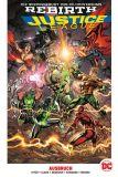 Justice League (2017) Paperback 02: Der Ausbruch [Hardcover mit Blechschild]