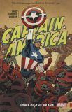 Captain America (2017) TPB: Home of the Brave