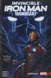 Invincible Iron Man (2016) TPB 02: Ironheart - Choices