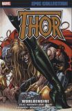 Thor: The Epic Collection TPB 22: Worldengine