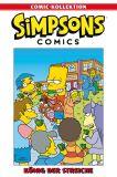 Simpsons Comic-Kollektion 07: König der Streiche