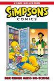 Simpsons Comic-Kollektion 08: Der Runde muß ins Eckige
