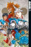 Black Clover 12: Dornröschens Kummer