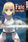 Fate/stay night Sammelband 01