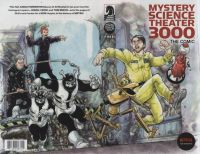 Mystery Science Theater 3000 The Comic (2018) Ashcan Edition