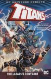 Titans (2016) TPB: The Lazarus Contract