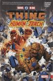Marvel 2-in-One (2018) TPB 01: The Thing and The Human Torch - Fate of the Four