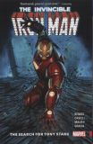 Invincible Iron Man (2016) TPB 03: The Search for Tony Stark