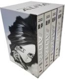 Battle Angel Alita - Perfect Edition Band 1-4 im Schuber