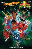 Justice League/Power Rangers (2018)