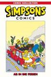 Simpsons Comic-Kollektion 11: Ab in die Ferien