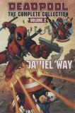 Deadpool (2008) By Daniel Way - The Complete Collection Omnibus HC 02