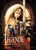 Die Legende der Drachenritter 24: Die Nächte von Haxandrien
