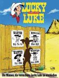 Lucky Luke Themenband 01: Die Männer, die versuchten, Lucky Luke zu erschießen