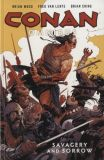 Conan (2003) Omnibus TPB 06: Savagery and Sorrow