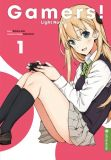 Gamers! Light Novel 01