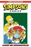 Simpsons Comic-Kollektion 14: Angriff der Nebendarsteller