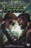 Hal Jordan and the Green Lantern Corps (2016) TPB 06: Zods Will