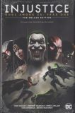 Injustice: Gods among Us - Year One: The Deluxe Edition HC