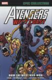 Avengers West Coast Epic Collection (2018) TPB 01: How the West was won