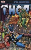 Thor Epic Collection (2013) TPB 05: The Fall of Asgard