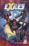Exiles (2018) TPB 01: Test of Time