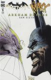 Batman/The Maxx: Arkham Dreams (2018) 01
