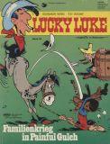 Lucky Luke (1977) SC 26: Familienkrieg in Painful Gulch [1. Auflage]