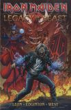 Iron Maiden: Legacy of the Beast (2017) TPB