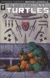 Teenage Mutant Ninja Turtles: Macro-Series (2018) 02: Michelangelo [Incentive Cover]