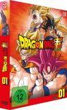 Dragonball Super Box 01: Episoden 1-17 [DVD]