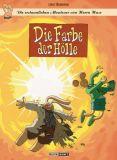 Die erstaunlichen Abenteuer von Herrn Hase 08: Die Farbe der Hölle