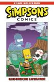 Simpsons Comic-Kollektion 17: Geistreiche Literatur