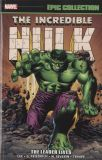 The Incredible Hulk Epic Collection (2017) TPB 03: The Leader lives