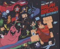 The Art of Ralph Breaks the Internet (2018) Artbook
