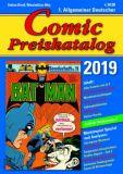1. Allgemeiner Deutscher Comic Preiskatalog 44 - 2019