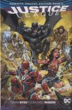 Justice League (2016) Rebirth Deluxe Edition HC 03