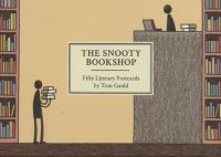 The Snooty Bookshop: Fifty Literary Postcards (2018) HC