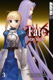 Fate/stay night Sammelband 03