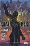 Black Panther (2016) Deluxe Edition HC 02: Avengers of the New World