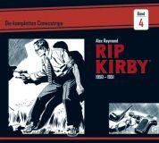 Rip Kirby 04: Die kompletten Comicstrips 1950-1951