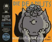 Die Peanuts Werkausgabe 25: Tages- & Sonntags-Strips 1999-2000