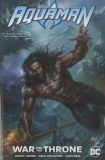 Aquaman (2011) TPB: War for the Throne