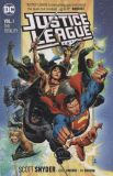 Justice League (2018) TPB 01: The Totality