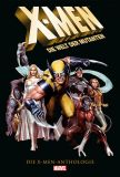 X-Men: Die Welt der Mutanten (2018) HC: Die X-Men-Anthologie