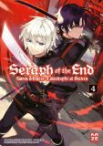 Seraph of the End: Guren Ichinose - Catastrophe at Sixteen 04 [Roman]