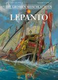 Die grossen Seeschlachten 03: Lepanto