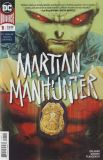 Martian Manhunter (2019) 01
