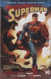 Superman (2016) Rebirth Deluxe Edition HC 03