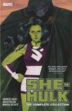 She-Hulk (2014): The Complete Collection TPB